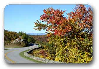 Blue Ridge Parkway - Watauga County NC