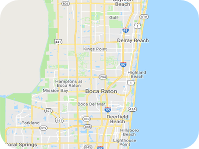 South Florida Real Estate Map Search