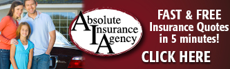 Absolute Insurance Des Moines Logo
