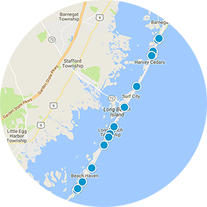 Barnegat Light Real Estate Map Search
