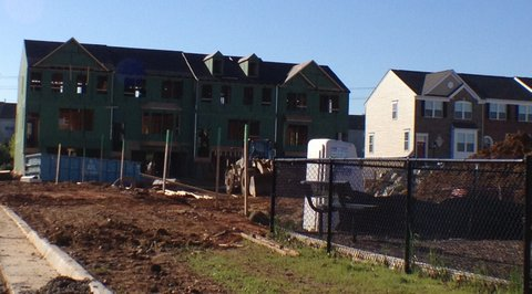 New Construction Townhomes in Alexandria VA
