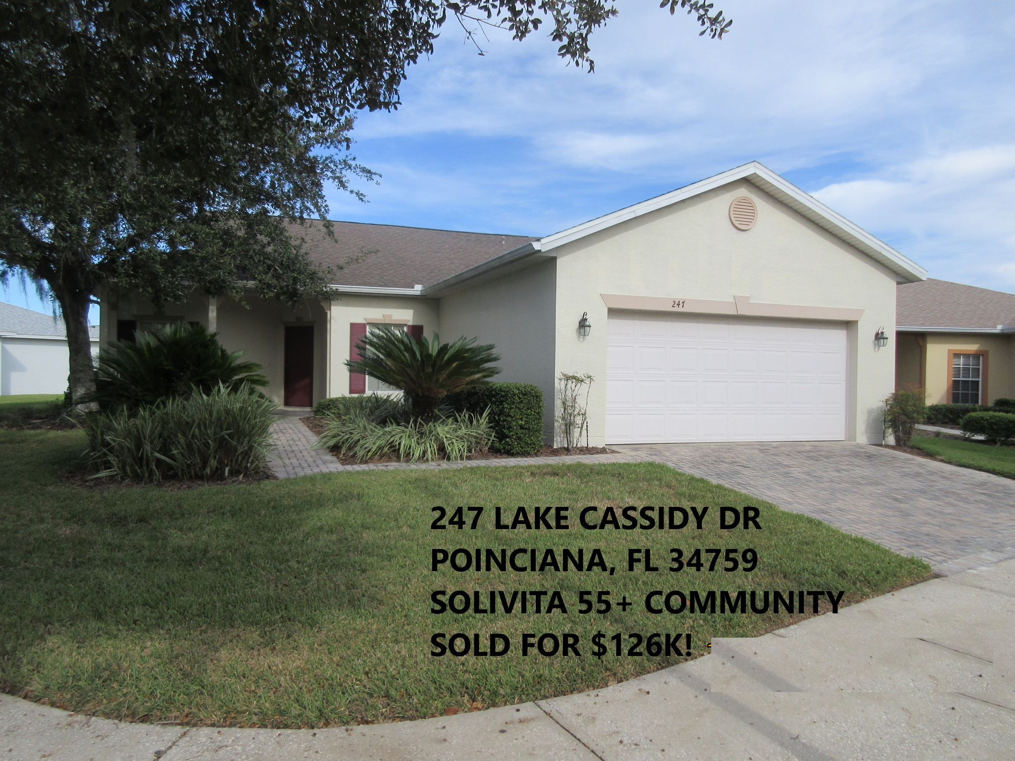 247 Lake Cassidy Dr