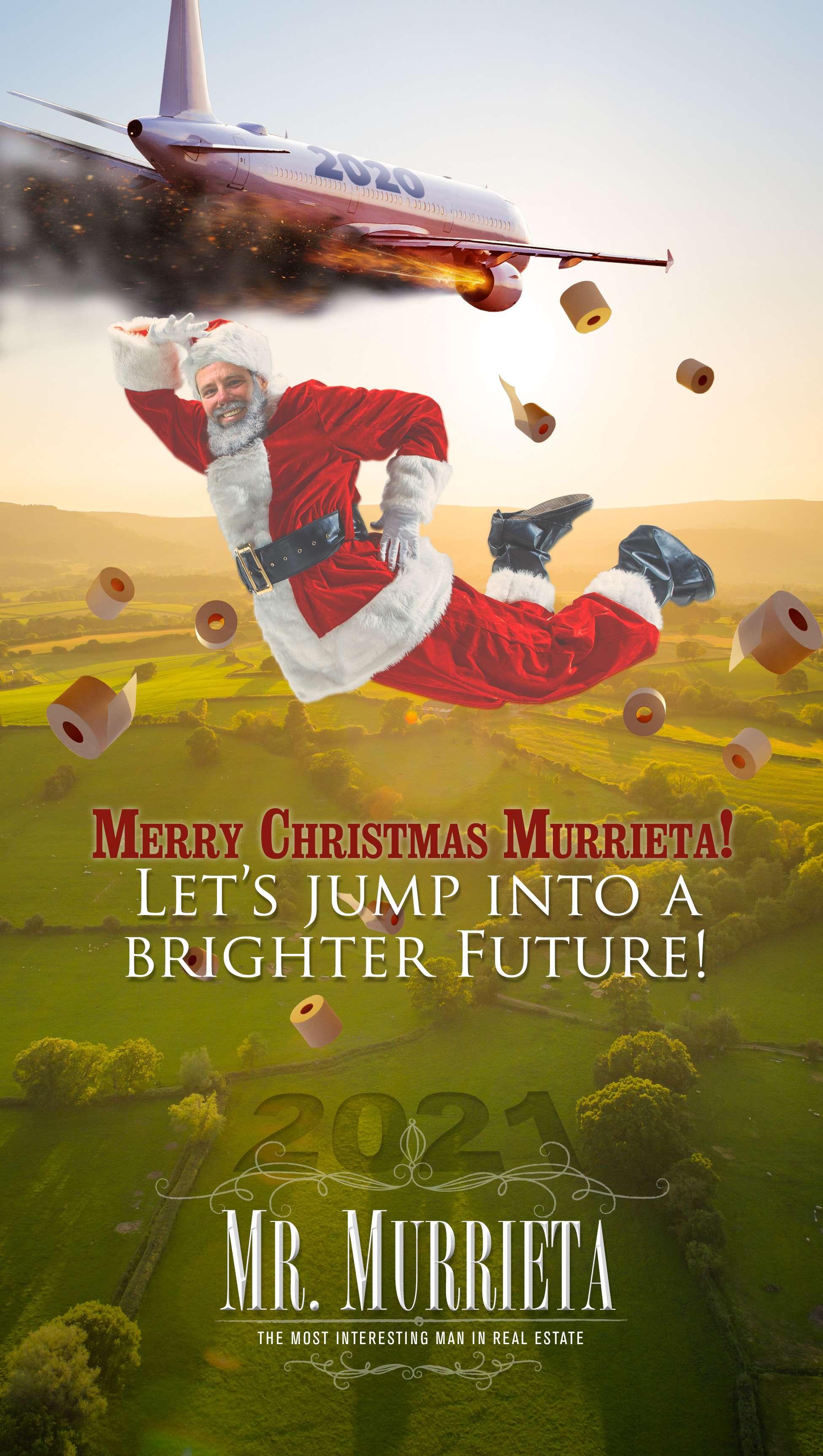 Merry Christmas Murrieta 2020
