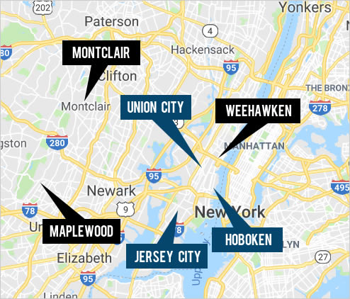 Explore Jersey City Real Estate
