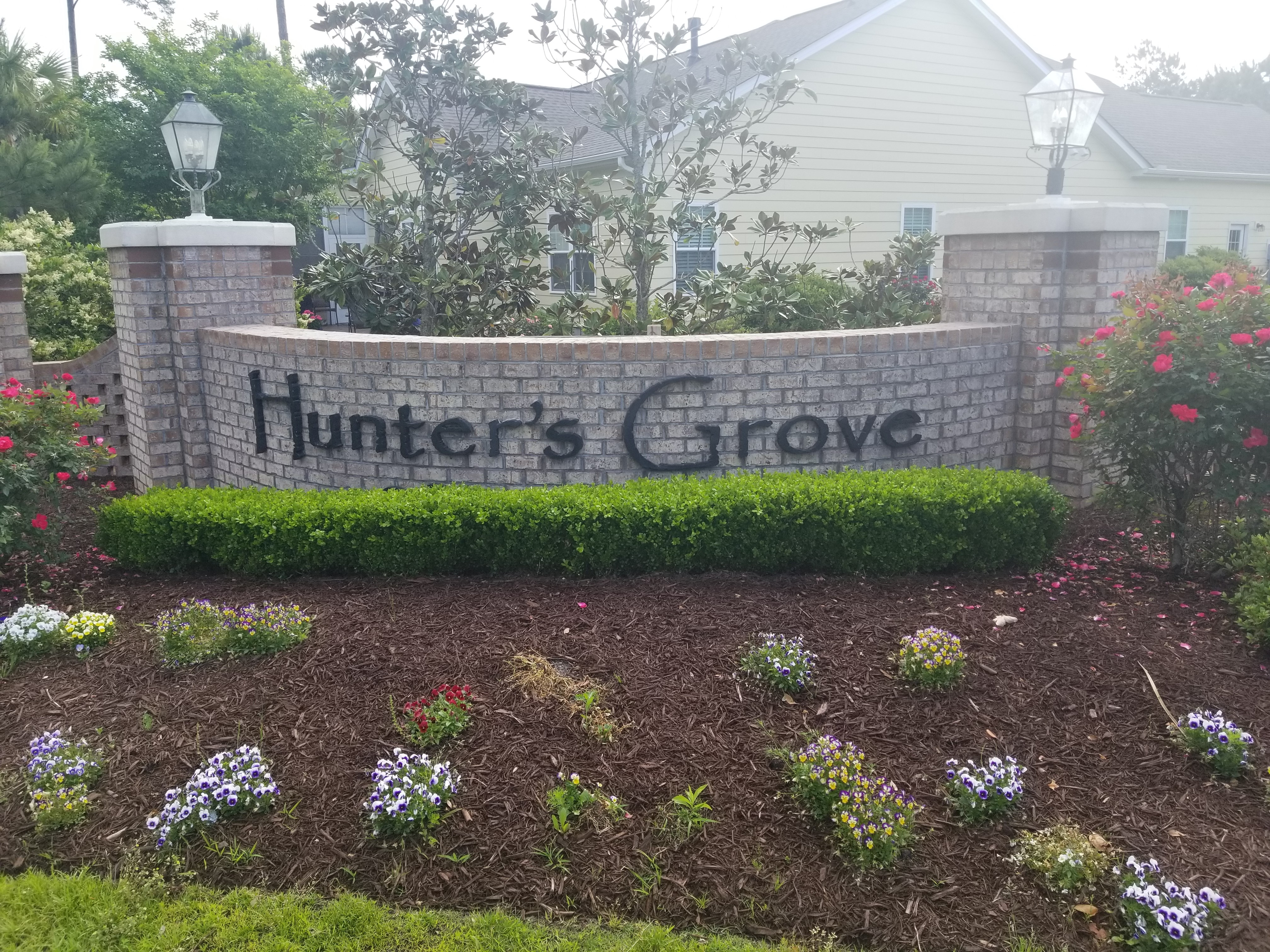 Hunter's Grove Homes For Sale