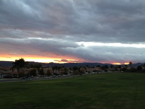 Murrieta Sunset