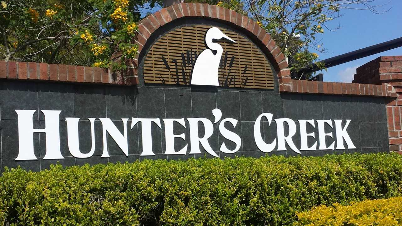 hunters creek homes for sale in orlando