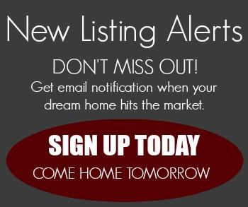 new home listing alerts
