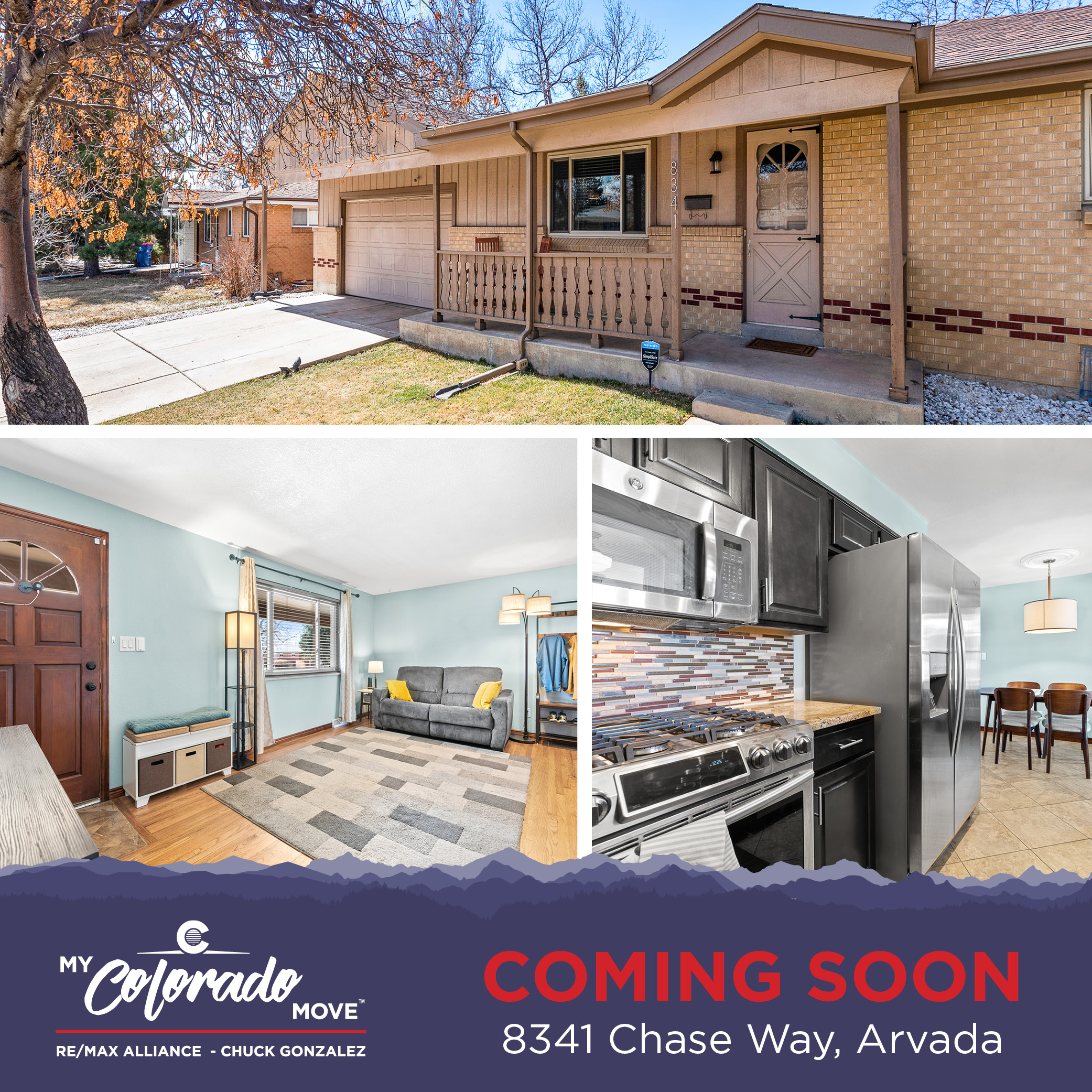 8341 Chase Way, Arvada, CO 80003