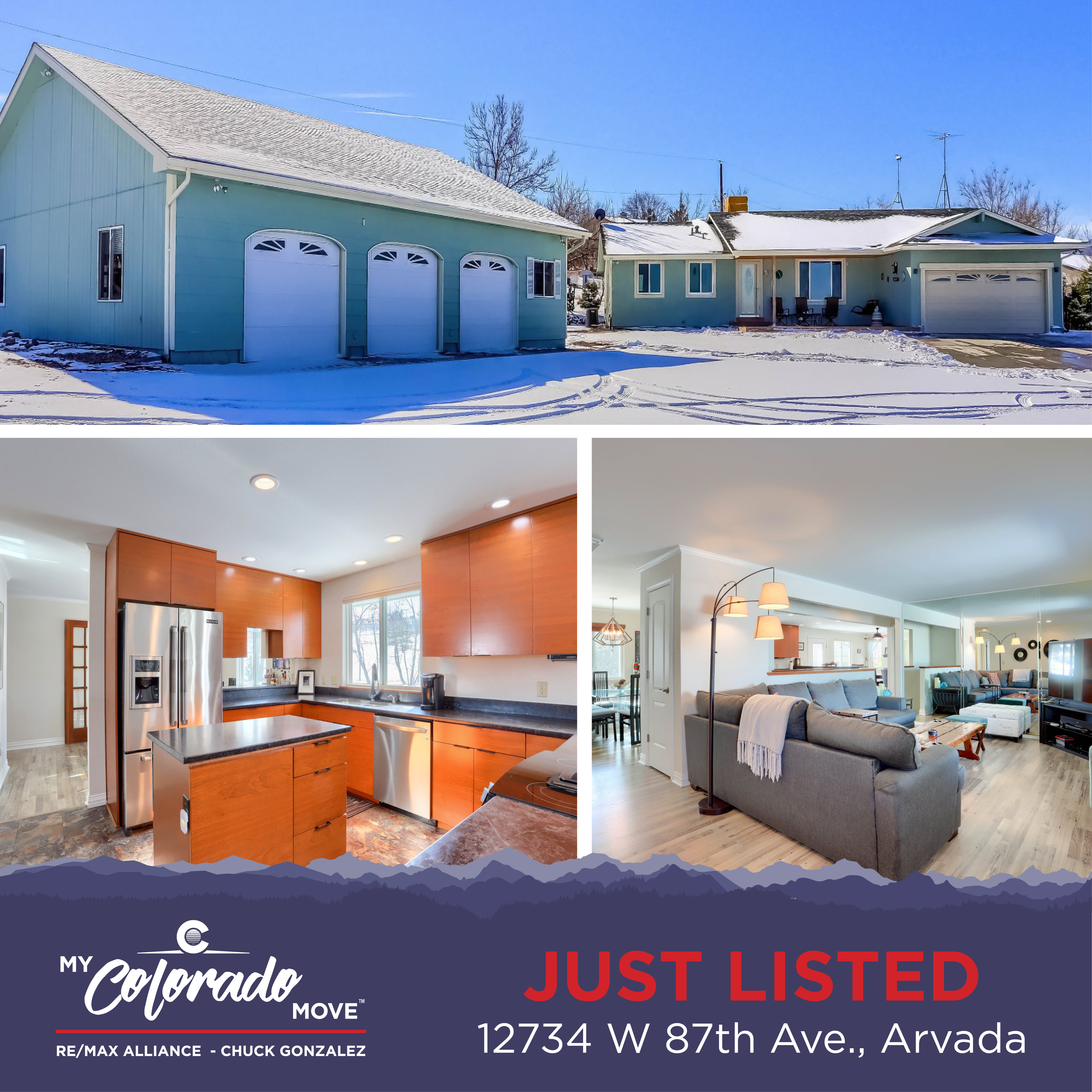 Just Listed in Standley Lake - Arvada