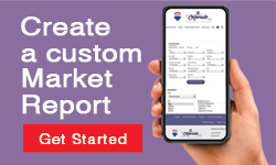 create your own customer neighborhood market trends report