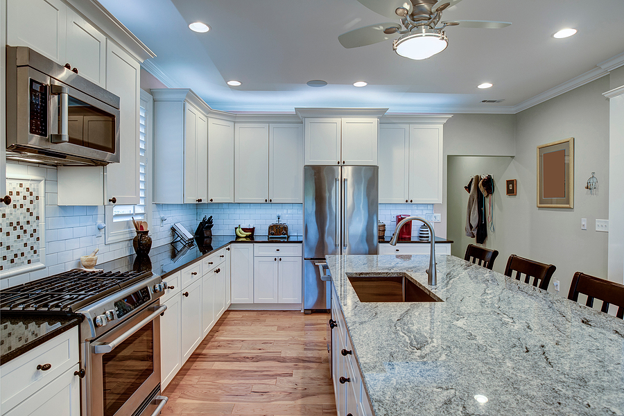 Check on your Reston home insurance policy after renovations.