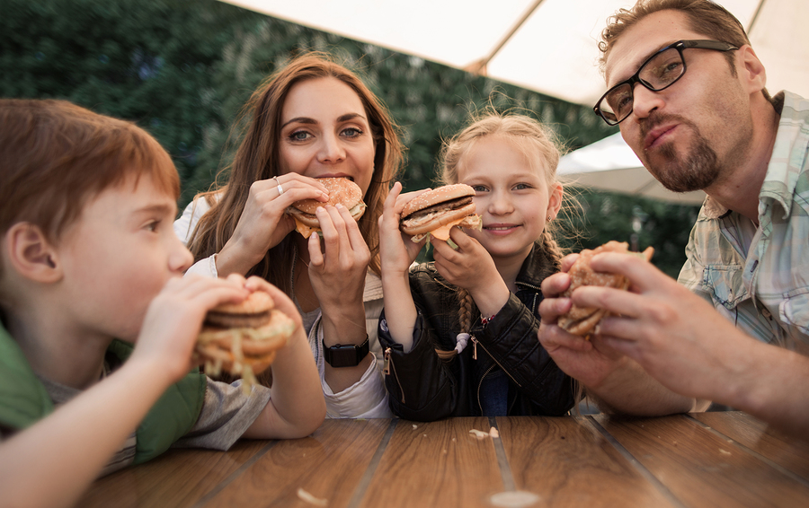 Eat burgers near your Reston home.