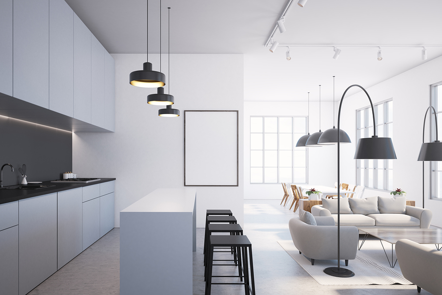 Focus on the kitchen when selling Reston property.