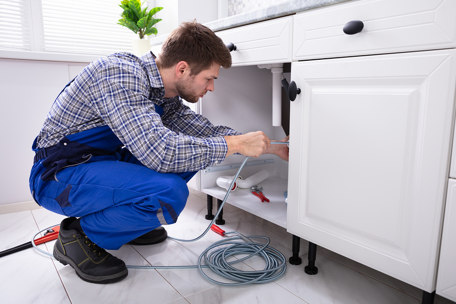 Get a plumber to your Reston home to fix problems fast.