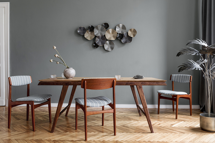 Keep Reston real estate beautiful by caring for wood furniture.