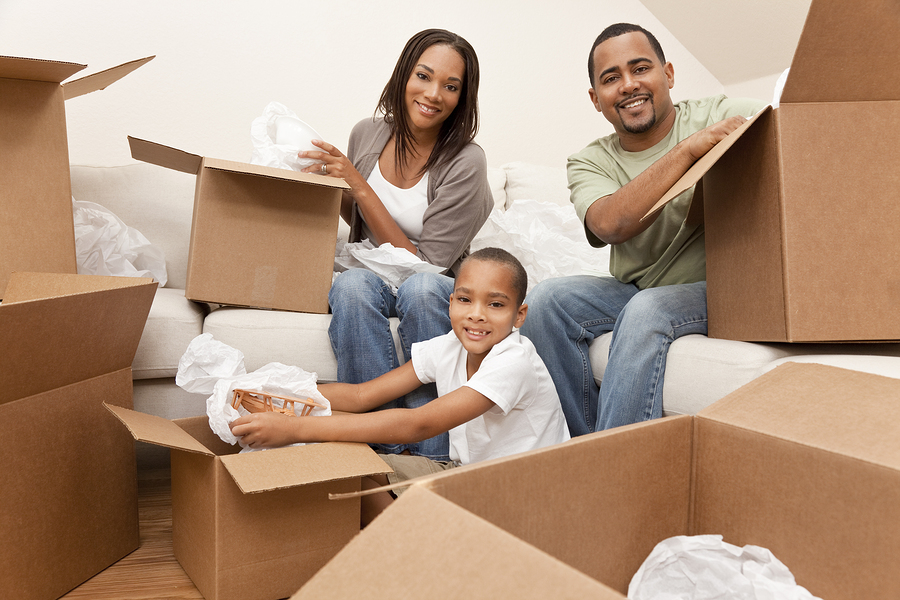 Make a plan to pack Reston real estate efficiently.