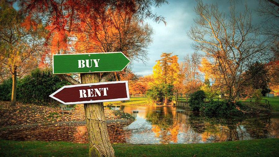 Renting in Reston or buying is a tough decision.
