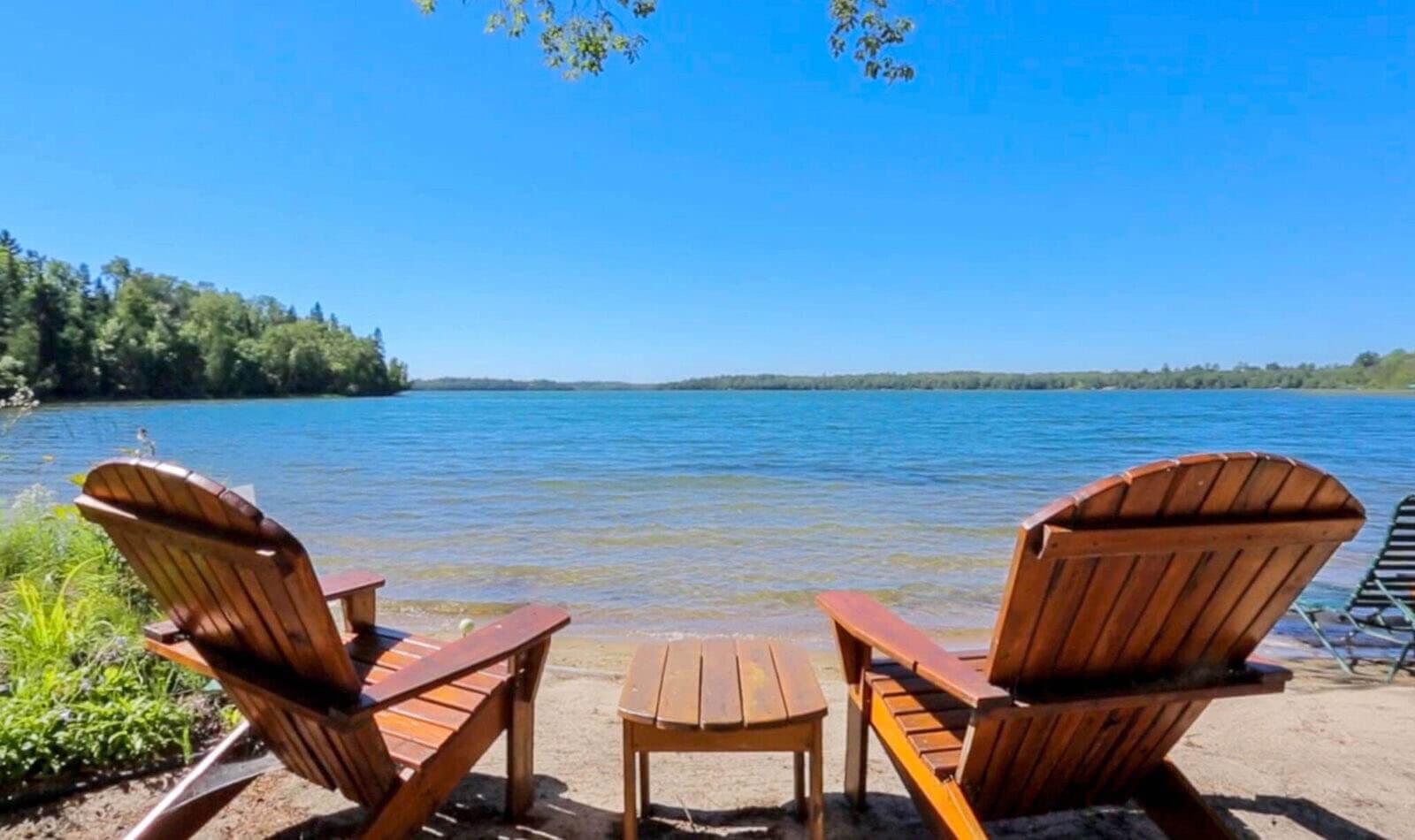 Wabana Lake Chain Real Estate   Wabana Lake Chain Homes for Sale