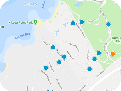 Big Island Real Estate Map Search