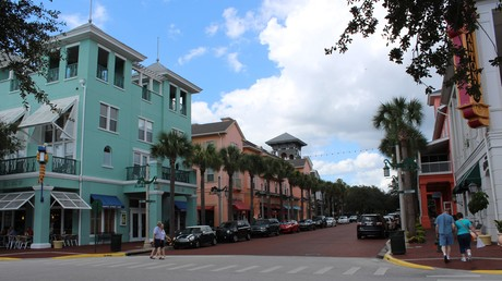Downtown Celebration FL Real Estate