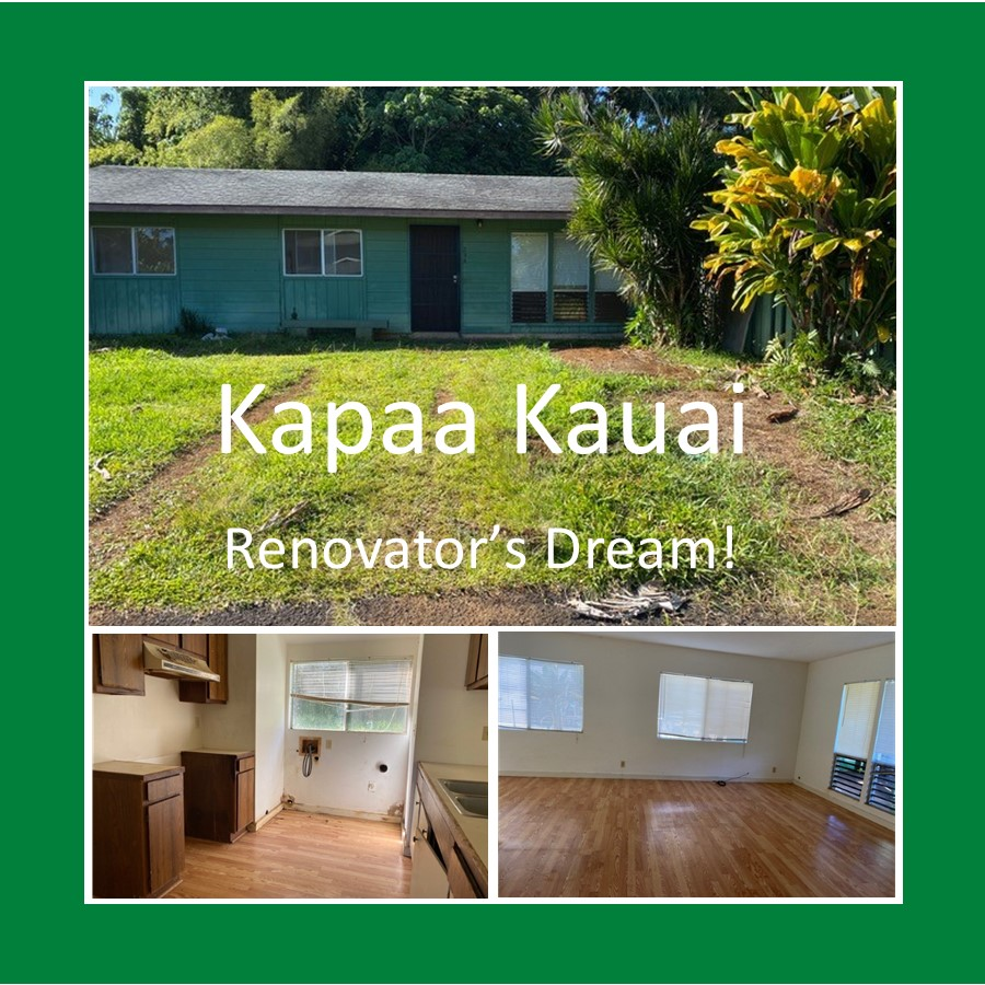 295 Molo St Kapaa SOLD by Jamie Friedman eXp Realty Kauai Hawaii Real Estate