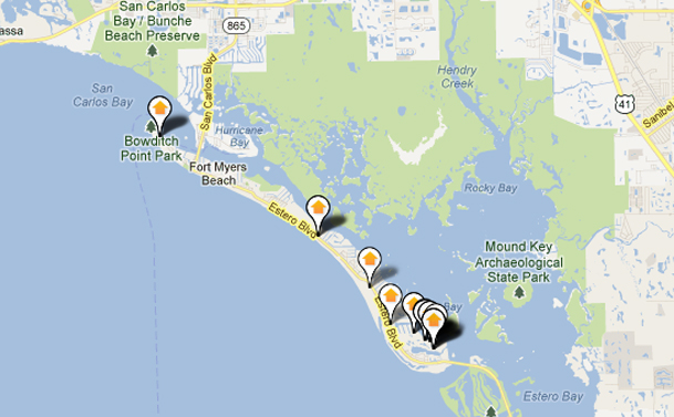 Fort Myers High Rise Condo Search