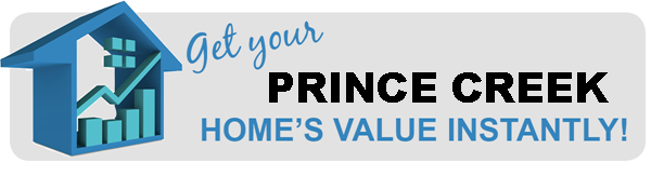 Prince Creek Home Values