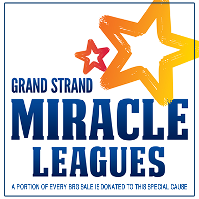 $5 of every Beach Realty Group sale goes to support the miracle league!