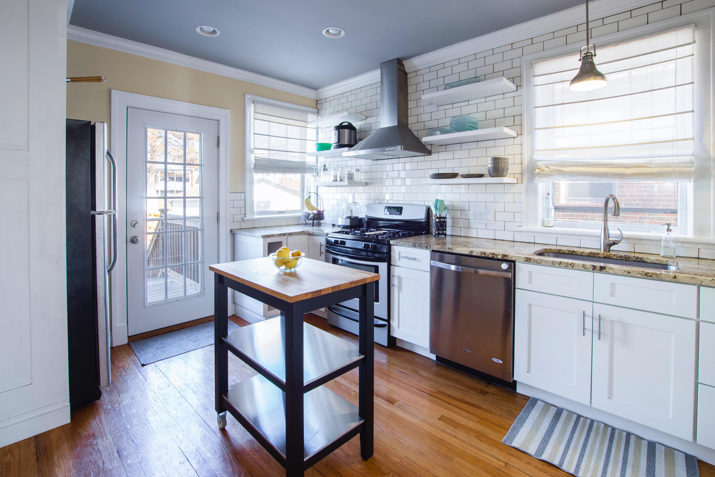Hardwood Floors in the Kitchen?