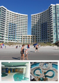 Avista Resort - Ocean Drive Beach, SC