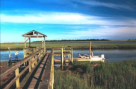 Murrell's Inlet Dock