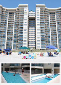 Ocean Bay Club Resort in North Myrtle Beach, SC