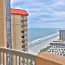 Ocean view condos