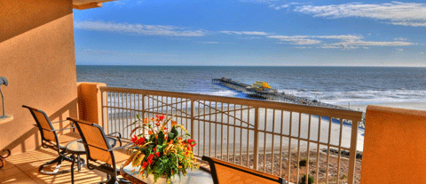 Oceanfront condos for sale in Myrtle Beach, SC