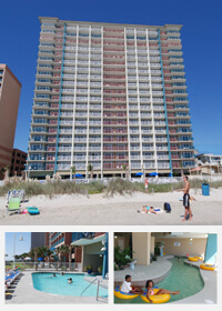 Paradise Resort - Myrtle Beach, SC