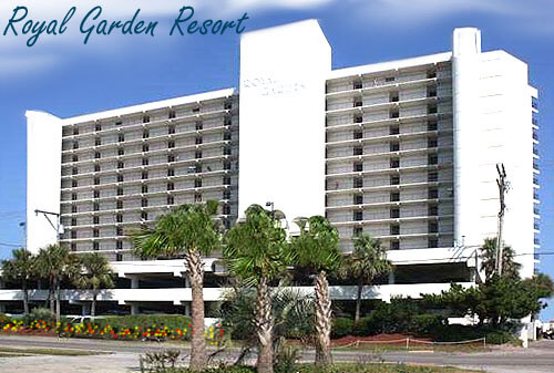 Royal Gardens Resort - Garden City, SC