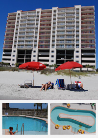 South Shore Villas in Crescent Beach, SC