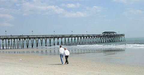 Surfside Beach, SC - Pier