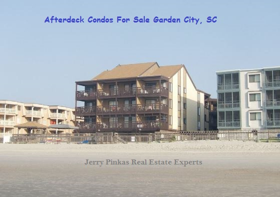 Afterdeck condos for sale Myrtle Beach