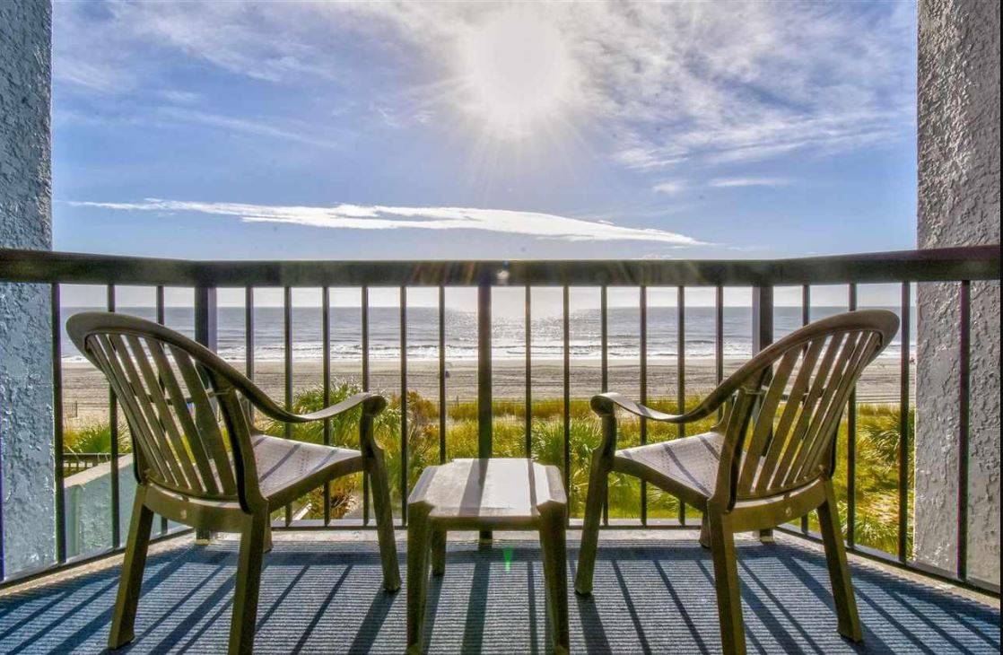 Oceanfront Condos For Sale in Myrtle Beach