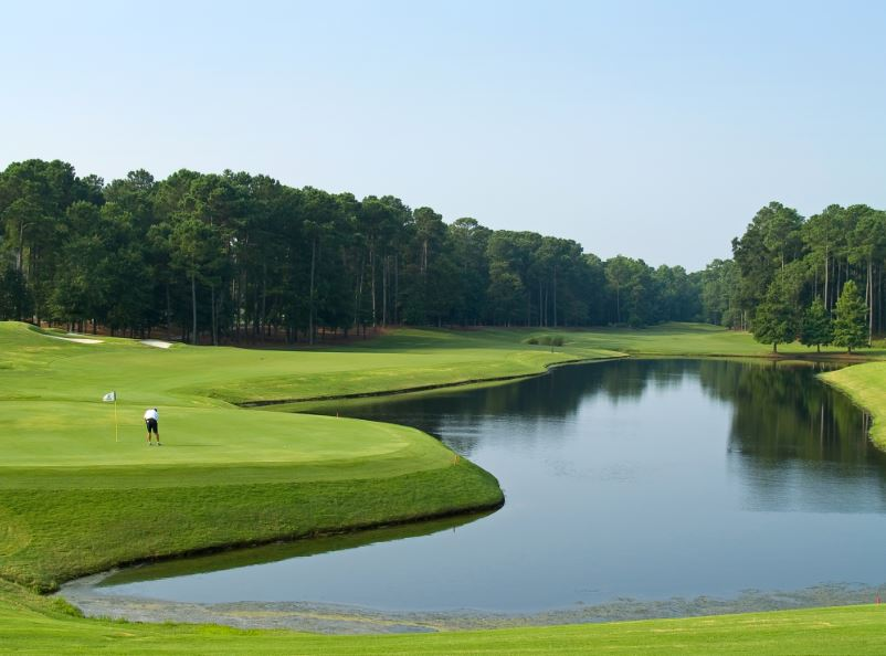 Best Golf Courses in Myrtle Beach