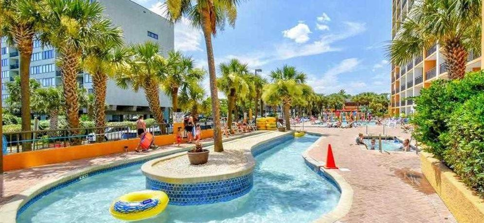 Caravelle Resort Pools