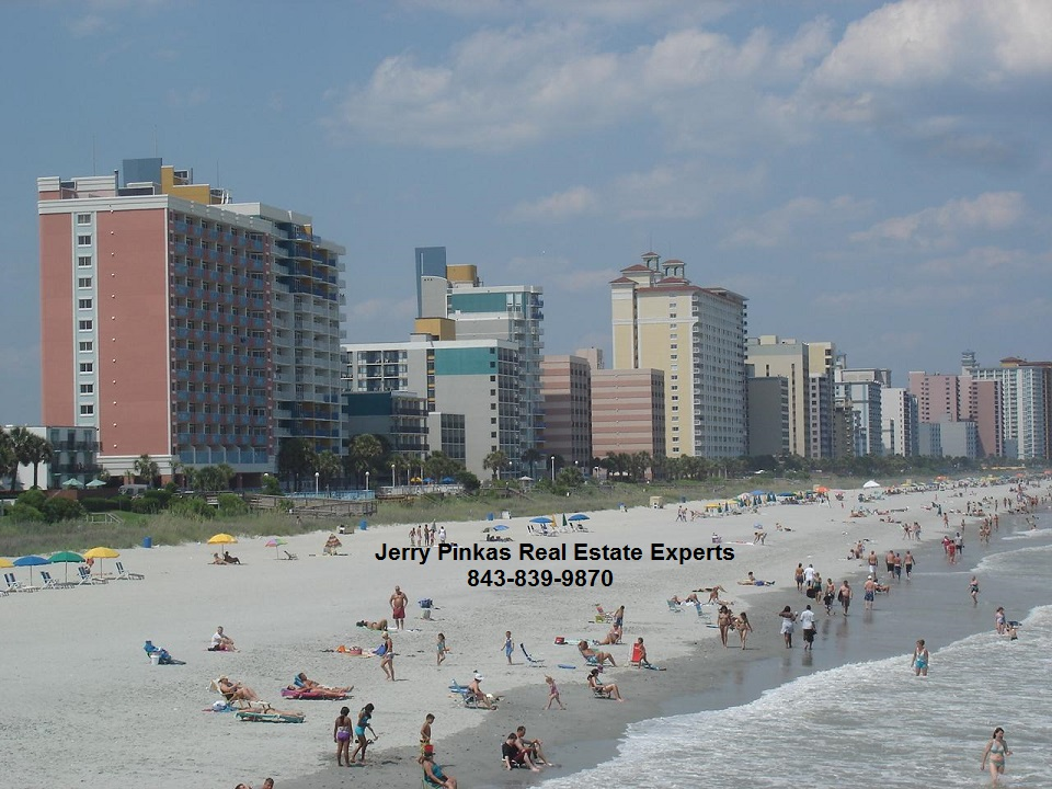 Myrtle Beach Oceanfront Condos For Sale