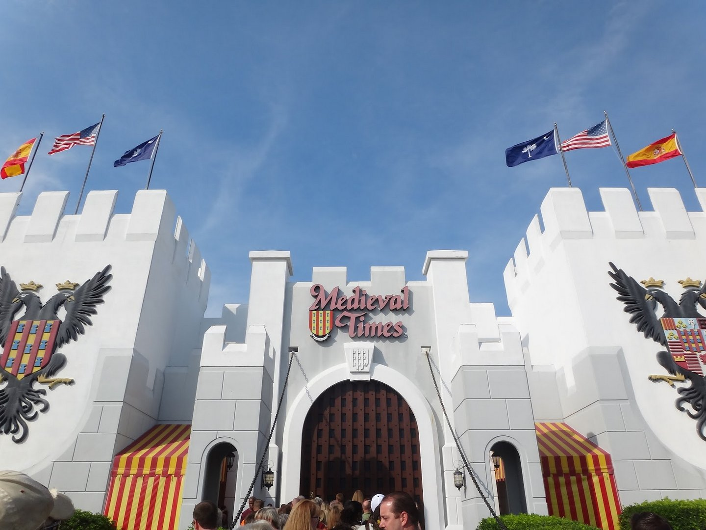Myrtle beach SC medieval times