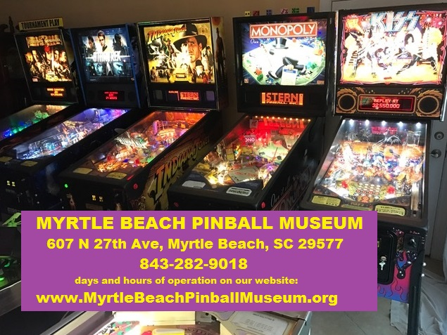 unique museums in myrtle beach