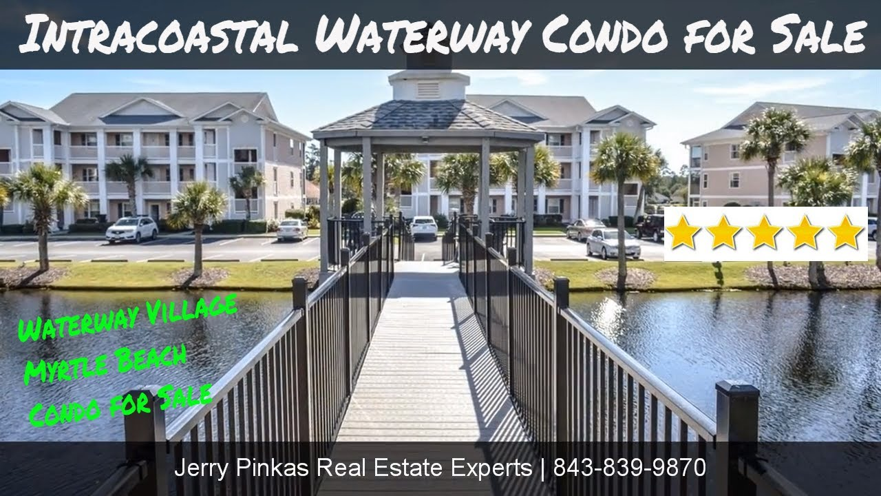 waterway village myrtle beach