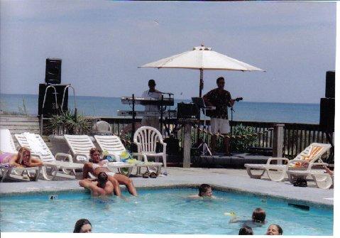 Blue Water Resort Oceanfront Condominiums