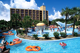 Myrtle Beach waterpark