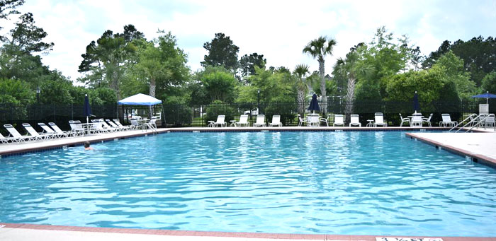 Pool at Waterford Plantation